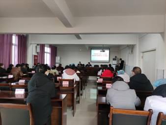 西興鎮中心衛生院召開新冠肺炎疫情防控工作