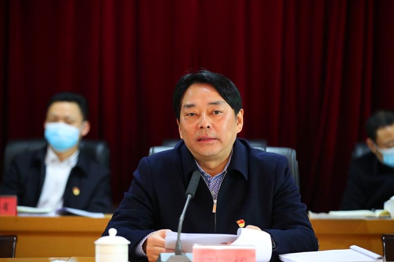 2020年度通江縣黨組織書記落實主體責任述職